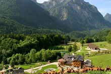 Game Park, Hiking- and Climbing Paradise Kleefeld