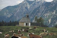 Historic Postalm-Chapel