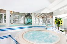 Hallenbad Hotel Bergrose****