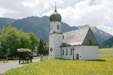 Maria-Hilf-Kapelle in Bogen