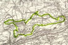 Bergdoktor-Radwanderweg Telfs-Mieming-Wildermiemin