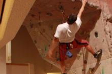 Rudolfshütte Indoor Climbing Wall