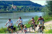 Donauradweg Passau - Wien
