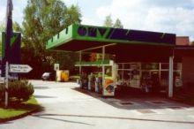 ÖMV Tankstelle