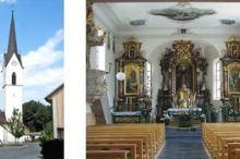 Pfarrkirche Bizau