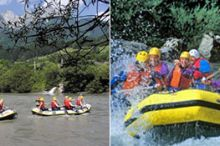 Rafting in Werfen