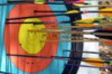 Bogensport 3D-Parcours
