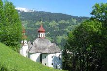 Wallfahrtskirche Maria Rast