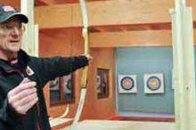 Bogenschießhalle Sport Ossi