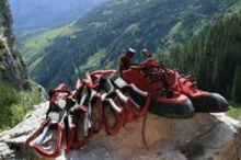Klettergarten Berghaus Sonnwendjoch