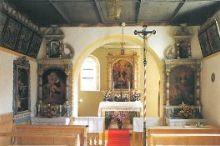 Maria-Himmelfahrt-Kapelle in Mitteregg