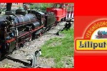 Liliputbahn Miniature Steam Train (Prater Park)