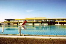 Hietzing outdoor pool