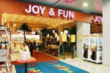 JOY & FUN FAMILY-ENTERTAINMENT CENTER