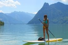 Stand UP Paddling Center Attersee