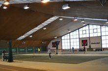 Tennishalle des TC Braunau