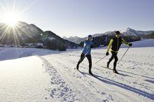 Cross country skiing area Faistenau