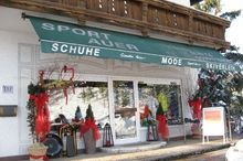 Sports shop & rent Auer