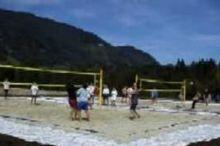 Beachvolleyballplätze