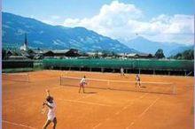 Tennisplatz Fügen