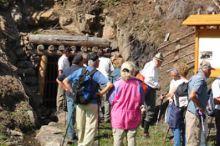 Bergwerksweg in Gries
