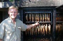 Castle fishery