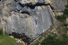 Climbing in Imst