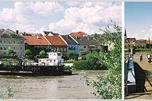 Danube Ferries to Ottensheim
