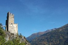 Ruine Schrofenstein