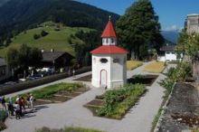 Historische Klostergartenanlage Maria Luggau