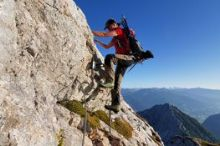 Alpines Sportklettergebiet Hochissplatte
