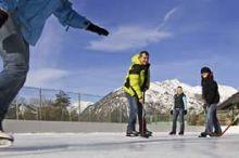 Buchauer Eislaufplatz
