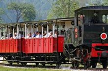 Achensee steam-cog railroad