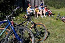 Mountainbikeroute Alte Lucknerhausstraße