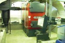 Biomasse-Fernwärme