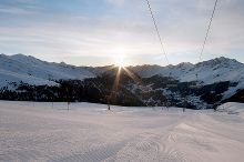 Bergbahnen See - rodzinny teren narciarski