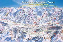 4-Berge-Skischaukel Reiteralm-Hochwurzen-Planai-Hauser Kaibling