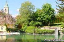 Termální lázně Kristall v Bad Fischau