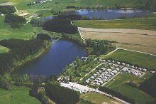 Kąpielisko nad jeziorem Klaffer am Hochficht