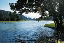 Brixen Swimming Lake