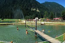 Flachauwinkel Swimming Lake