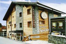 Chalet-Style Hotel Walliser Spycher - Riederalp