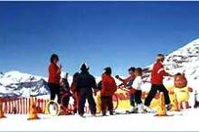 Skischule Chandolin
