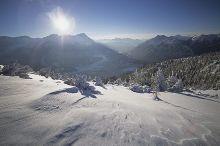 Garmisch-Partenkirchen - lyžařské středisko Classic Gebiet