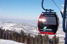 Wyciąg Imbergbahn & teren narciarski Skiarena Steibis