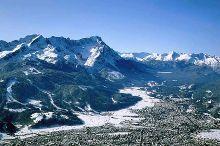 Garmisch-Partenkirchen - lanovkana Zugspitze