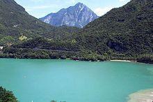 Cavazzo See (Lago di Cavazzo)