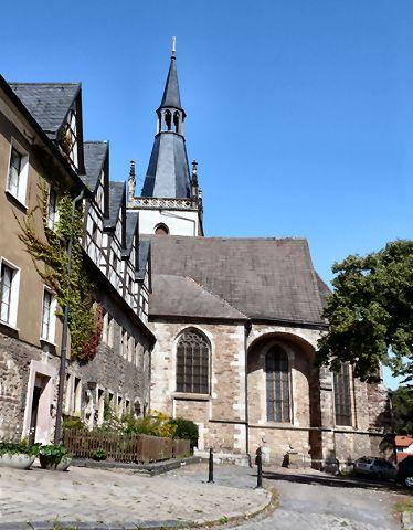 Kirche Sankt Annen - Lutherstadt Eisleben Sachsen-Anhalt