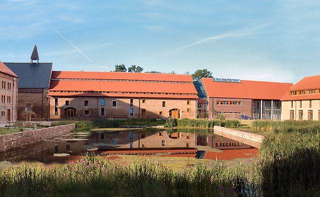 Kloster Helfta - Lutherstadt Eisleben Sachsen-Anhalt