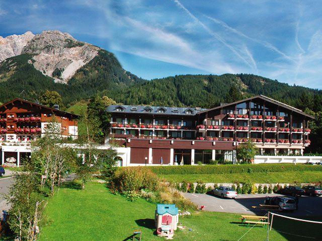 Marco Polo Alpina Familien- & Sporthotel, Maria Alm - 4 ...
